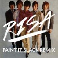 The Rolling Stones - Paint It Black (RISA Remix)