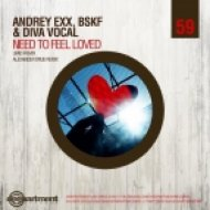 Andrey Exx, Diva Vocal & BSKF - Need To Feel Loved (Alexander Orue Remix)