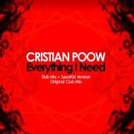 Cristian Poow - Everything I Need (Special Dub Mix)