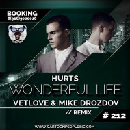Hurts  - Wonderful Life (VetLove & Mike Drozdov Remix)