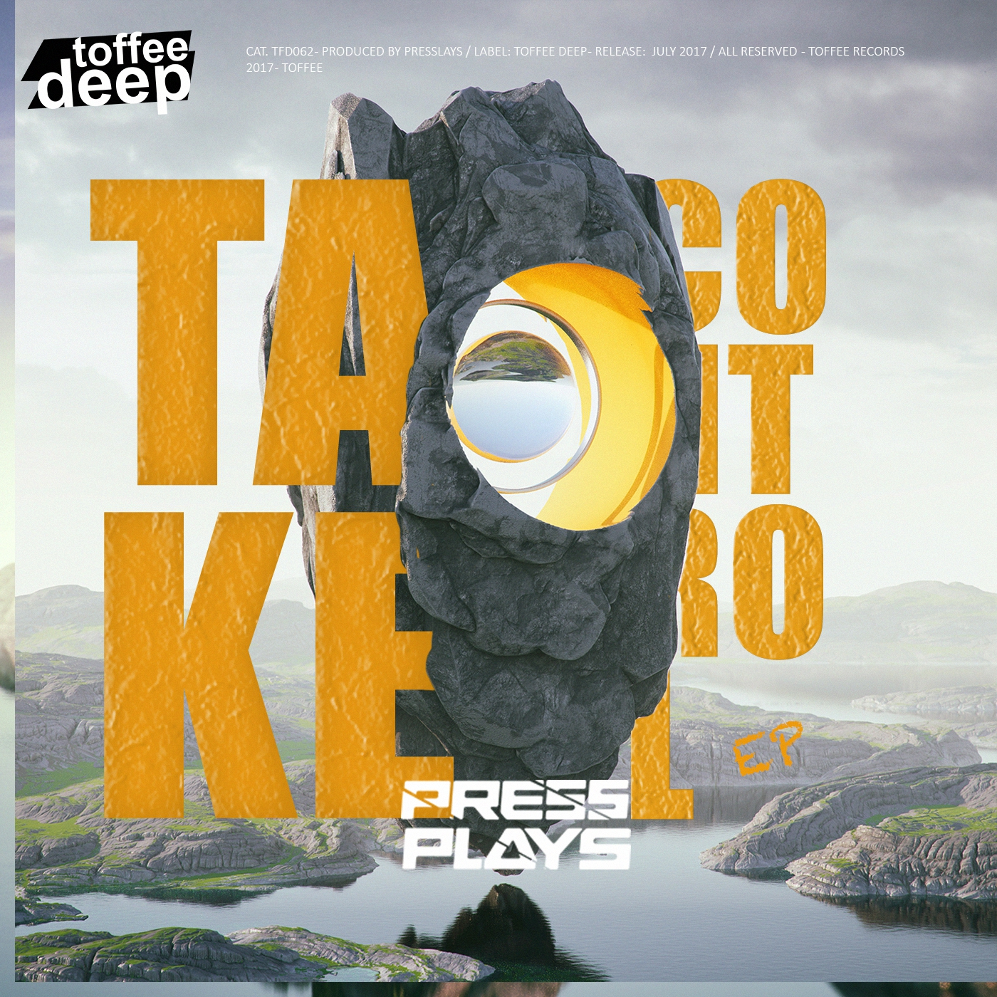 PressPlays - Take Control (Original Mix)