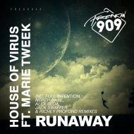 House of Virus feat. Marie Tweat - Runaway (North Base Edit) (Original Mix)