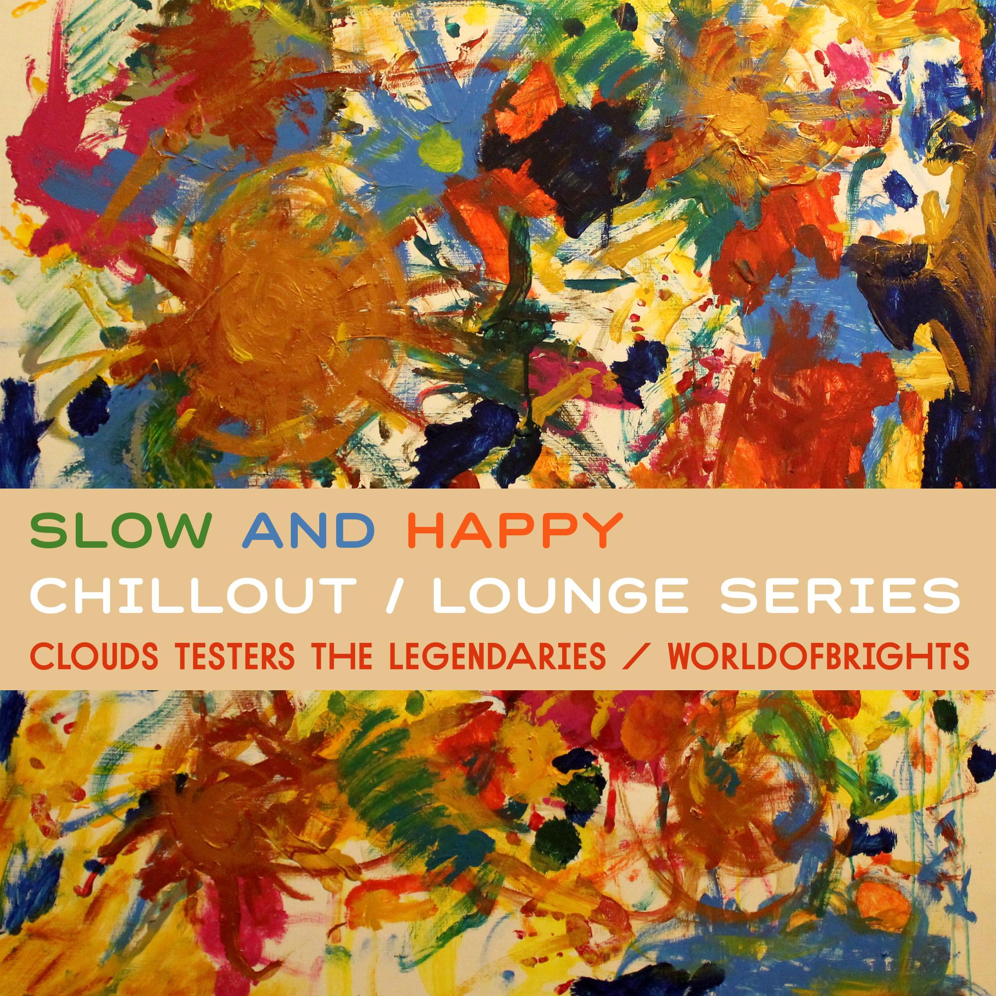 al l bo - Slow And Happy (Compilation Megamix) (WOB)