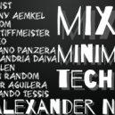 Dj Alexander Nike - MINIMAL TECHNO (MIX 2017)