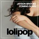 Jayson Brooks & Stellar D - Coming Down (Instrumental Mix)