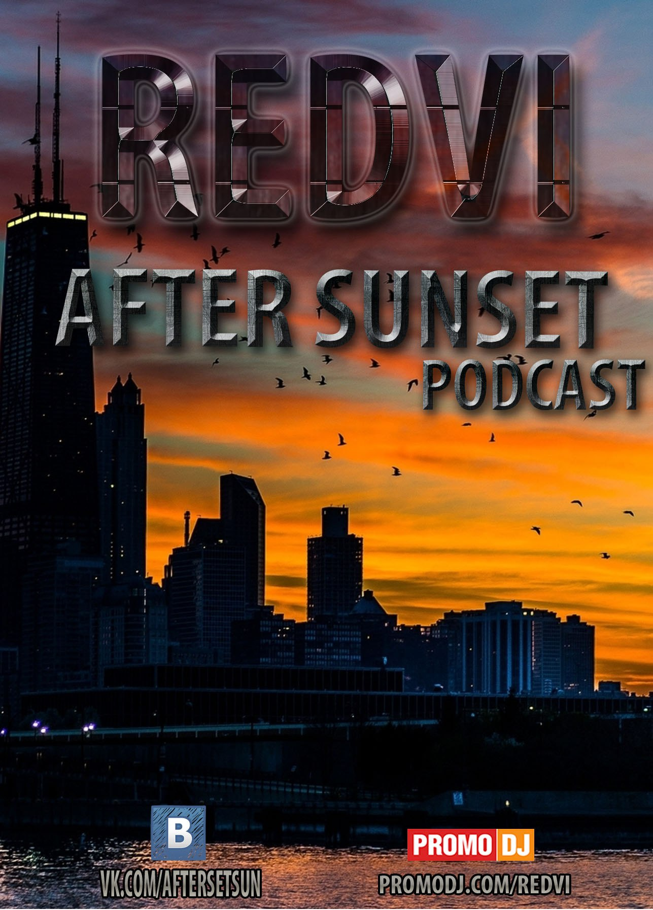Redvi - After sunset Podcast # 031 (Original Mix)