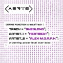 Heatbeat & Alex  M.O.R.P.H.  - Shenlong (Extended Mix)