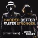 Daft Punk - Harder Better Faster Stronger (Scott Forshaw & Greg Stainer VIP) (Original Mix)