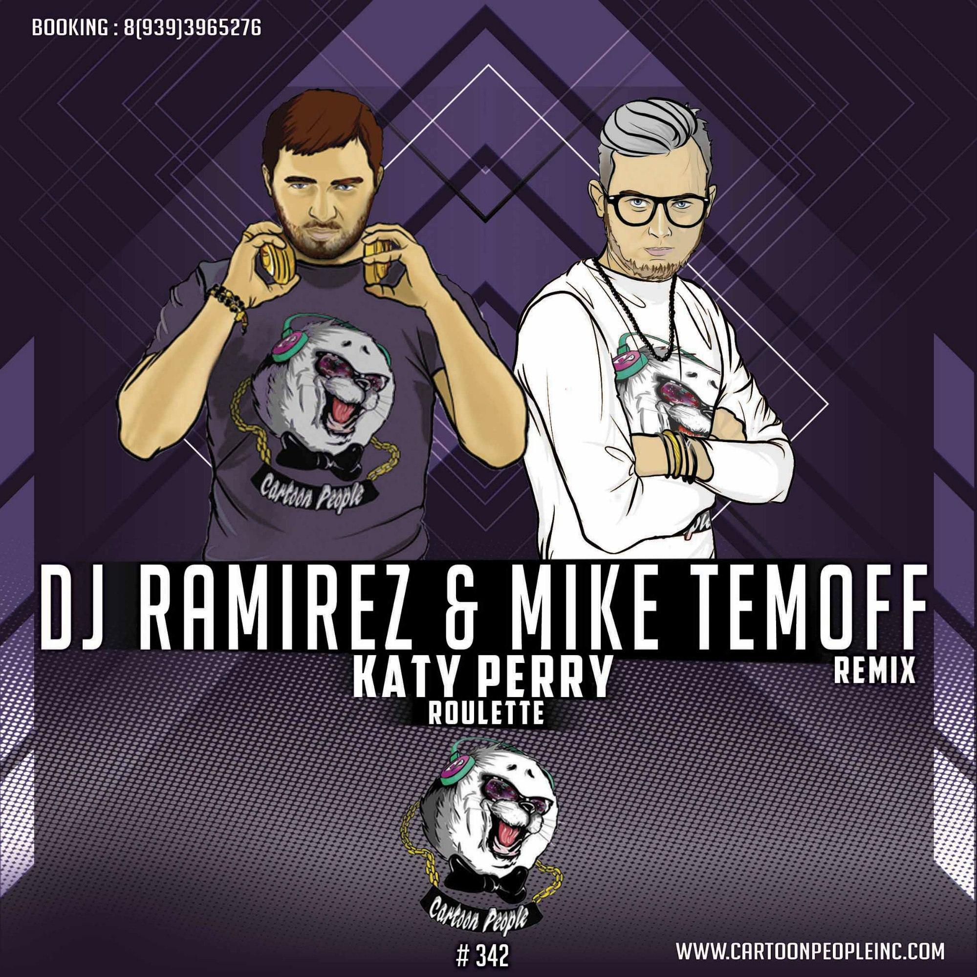Katy Perry - Roulette (DJ Ramirez & Mike Temoff Radio Remix) (Original Mix)