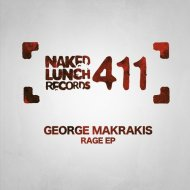 George Makrakis  - Rage  (Original Mix )