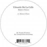 Eduardo De La Calle - Transportation Forecasting (Original Mix)
