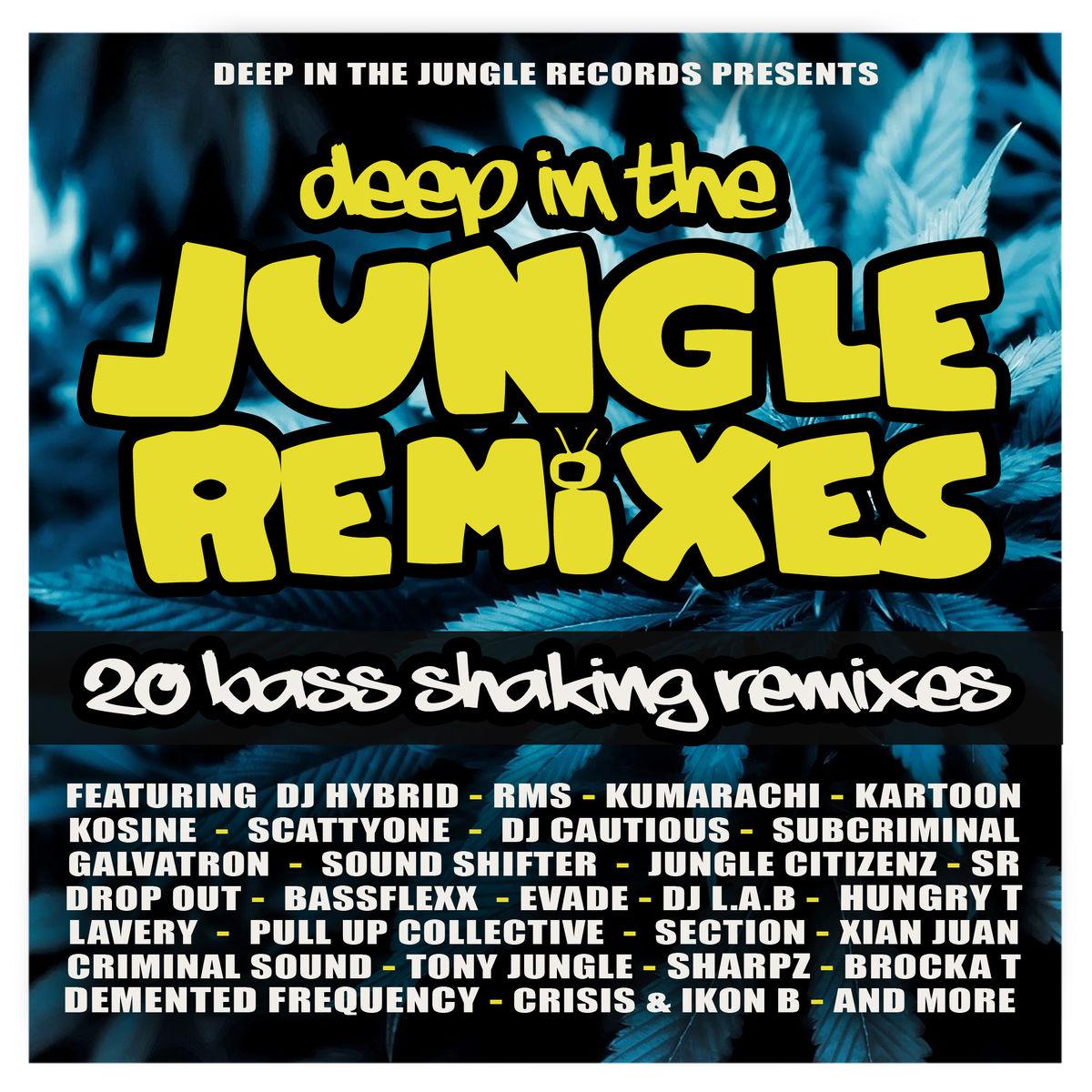 Hungry T - Babilonya Dub (Subcriminal Remix)