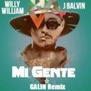 J. Balvin & Willy William - Mi Gente (GALIN Remix)