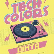 Dimta - Tech Colors #63 (Compiled and Mixed by Dimta) ()