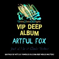 Artful Fox & al l bo - VIP DEEP ALBUM (Vocal Megamix) (UnitedStatesOfBrights)