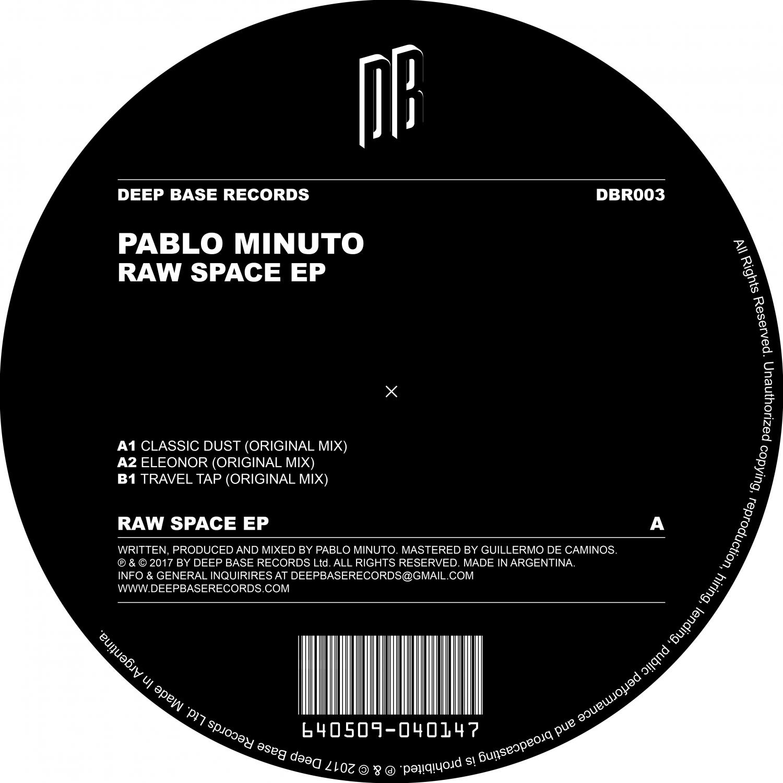 Pablo Minuto - Classic Dust (Original Mix)