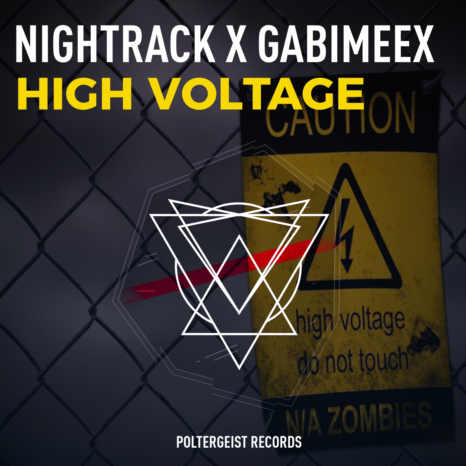 Nightrack & Gabimeex - High Voltage (feat. Gabimeex) (Original Mix)