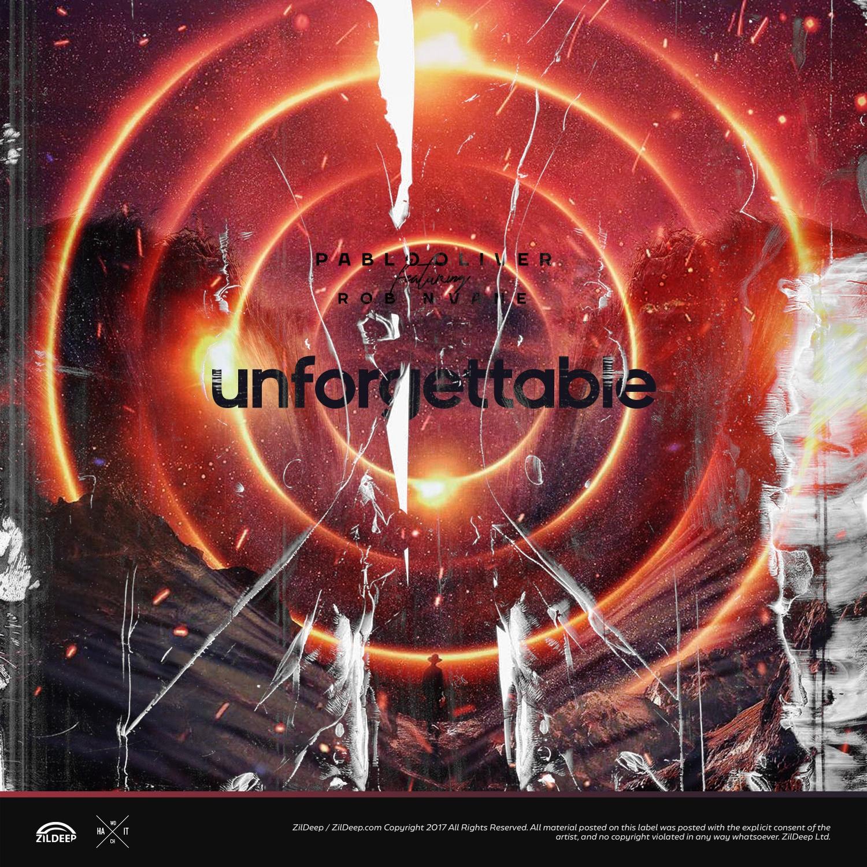 Pablo Oliver & Robin Vane - Unforgettable (feat. Robin Vane) (Radio Edit)