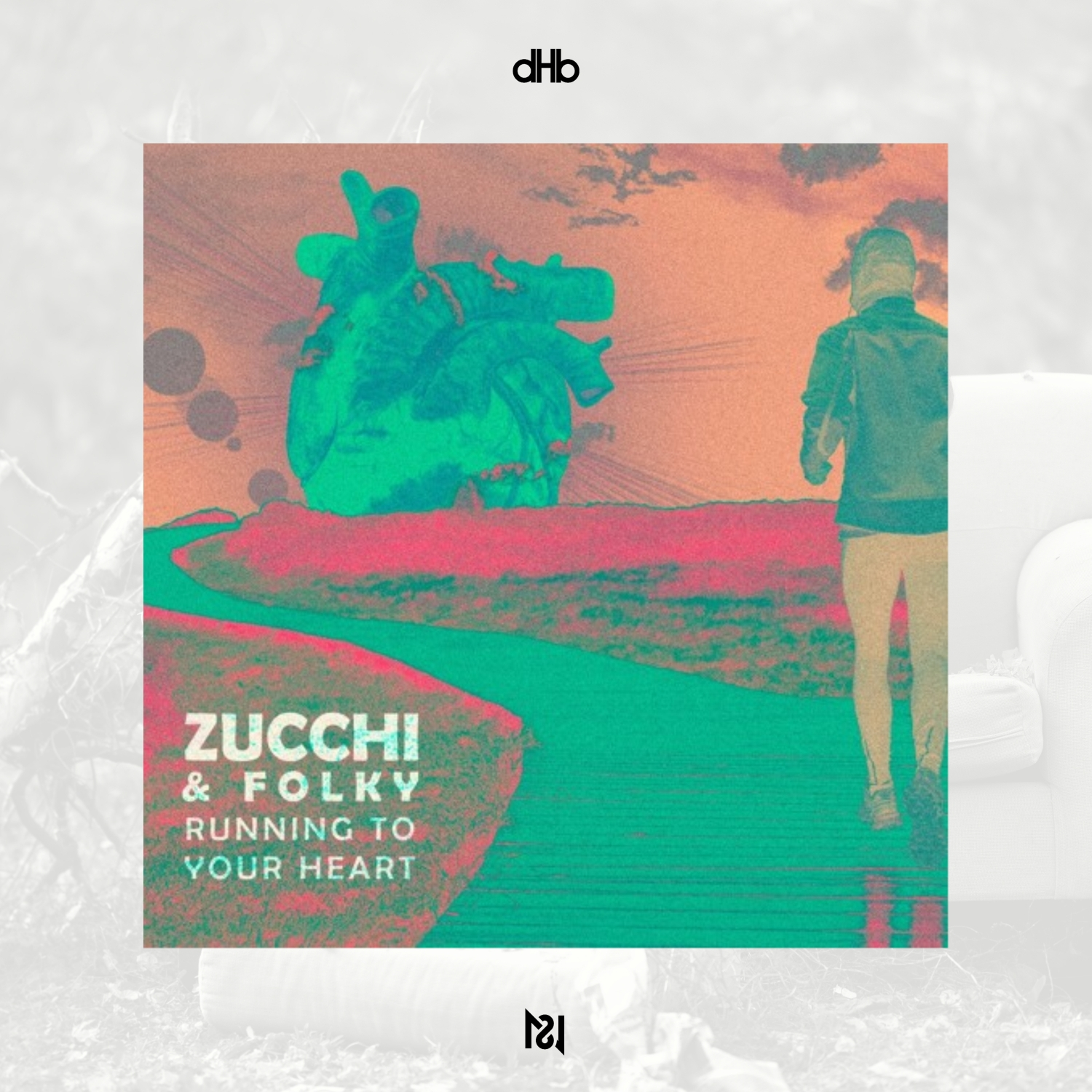 Zucchi & Folky - Running To Your Heart (Original Mix)