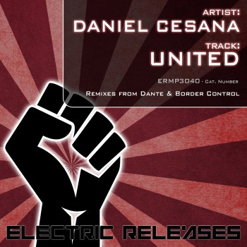 Daniel Cesana - United  (Original Mix)