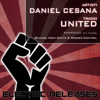 Daniel Cesana - United  ((Dante Remix))