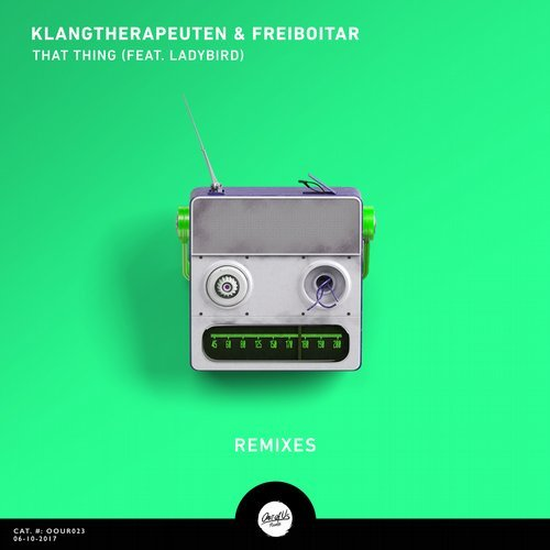 Klangtherapeuten & Freiboitar Ft. Ladybird - That Thing (Maxon Remix)
