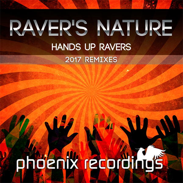 Raver\'s Nature - Hands Up Ravers  (DJ C.A. Remix Instrumental)