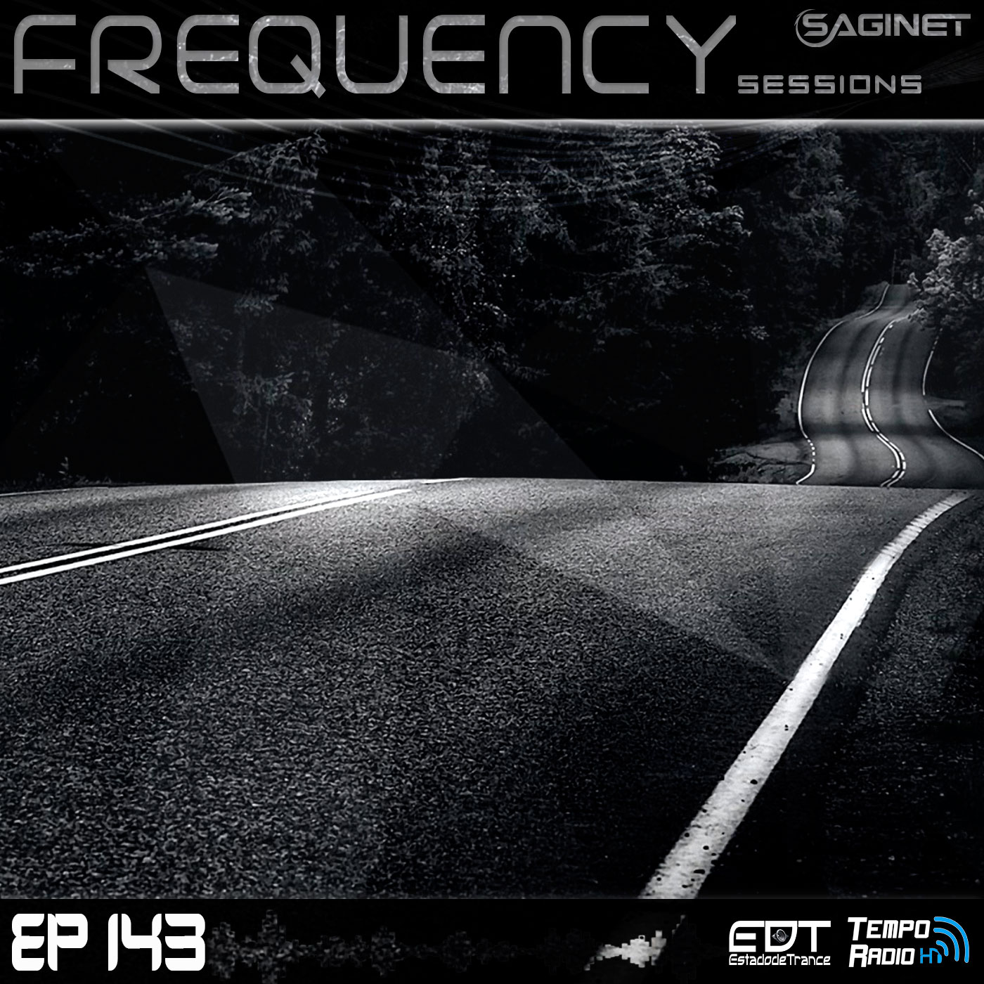 Dj Saginet - Frequency Sessions 143 ()