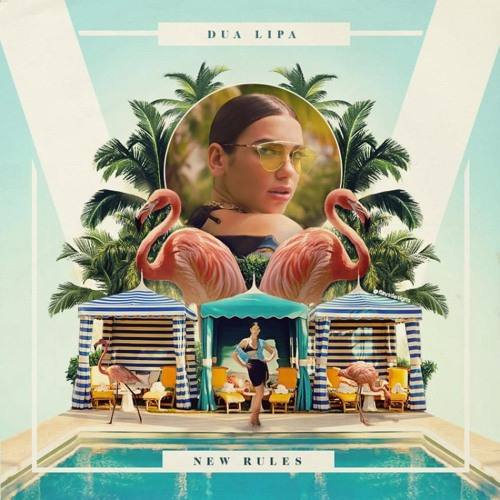 Dua Lipa - New Rules  (Deepjack Remix)