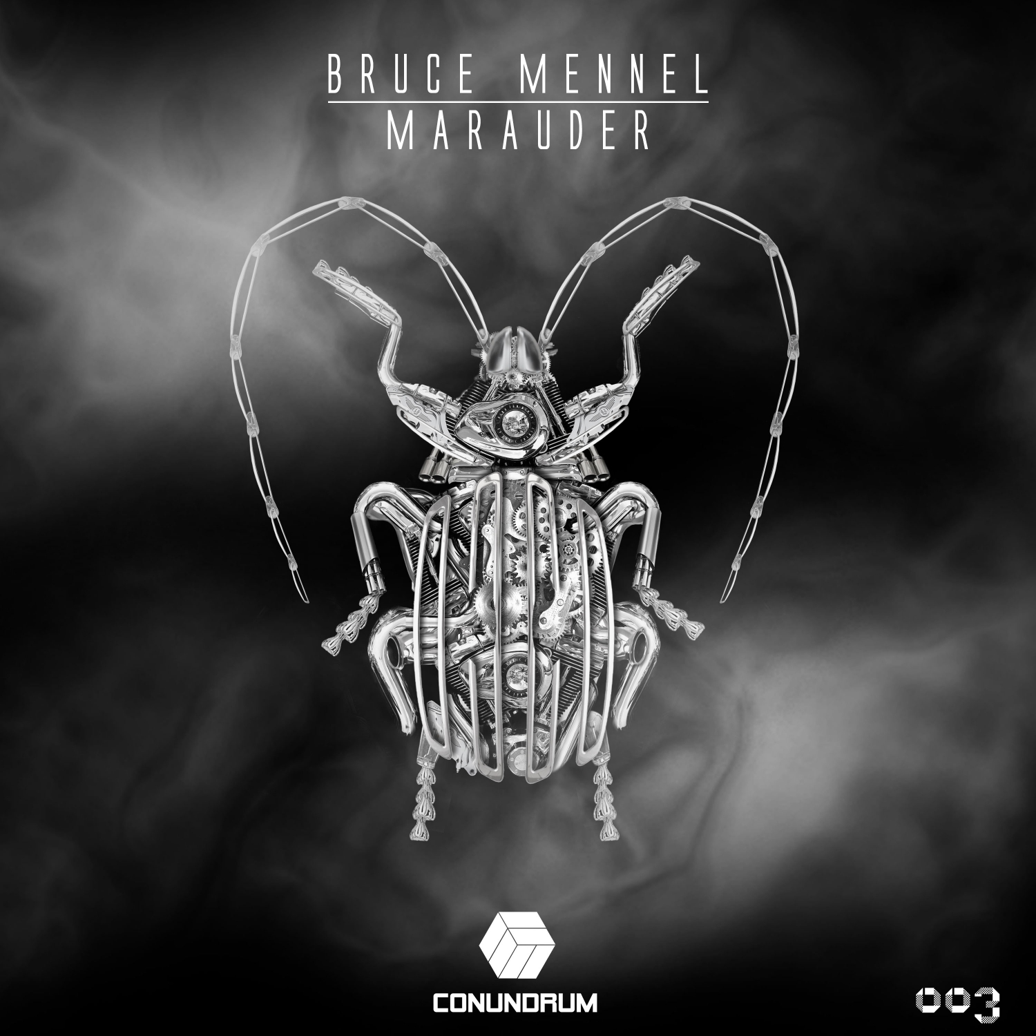 Bruce Mennel - Marauder (Original Mix)