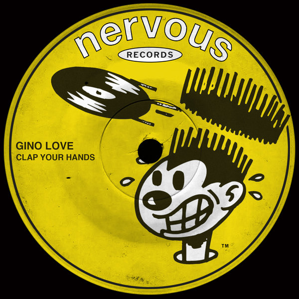 Gino Love - Clap Your Hands  (Instrumental)