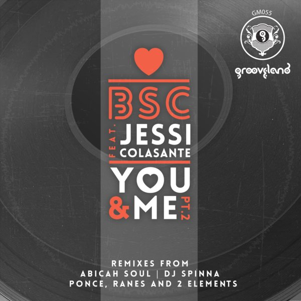 BSC feat. Jessi Colasante  - You & Me  (Dj Spinna Instrumental)