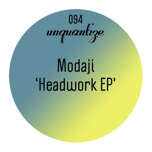 Modaji - Head Work  (Original Mix)