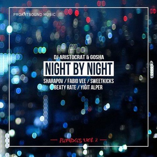 Dj Aristocrat & Gosha - Night By Night  (Fabio Vee Remix)