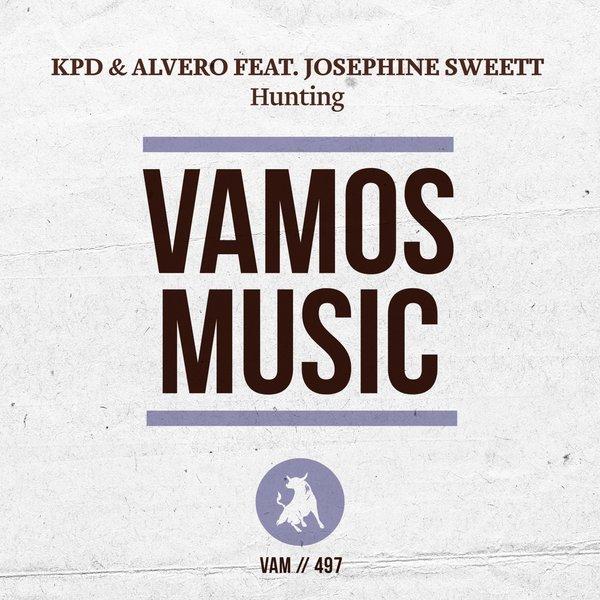 Josephine Sweett, KPD, Alvero - Hunting (Chris Hartwig Remix)