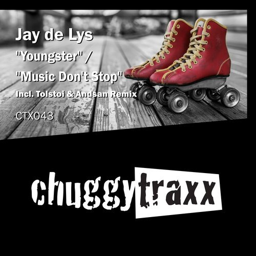 Jay De Lys - Youngster  (Original Mix)