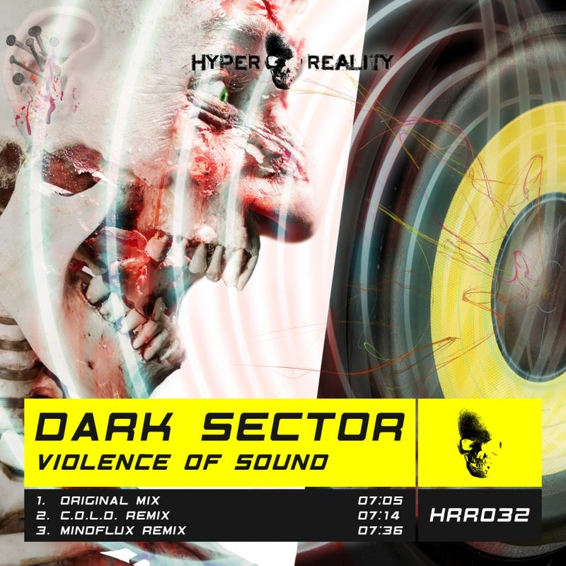 Dark Sector - Violence Of Sound (C.O.L.D. Remix) ()