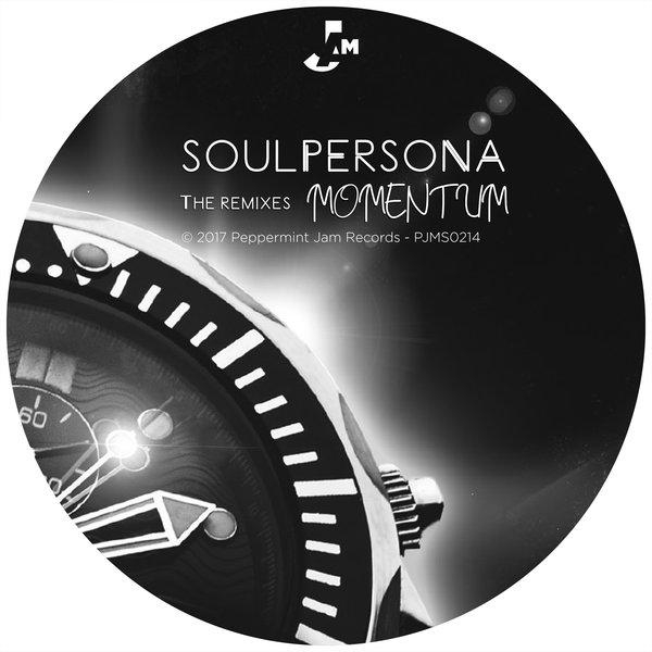 Soulpersona feat. Princess Freesia - Momentum  (Rony Breaker Remix)