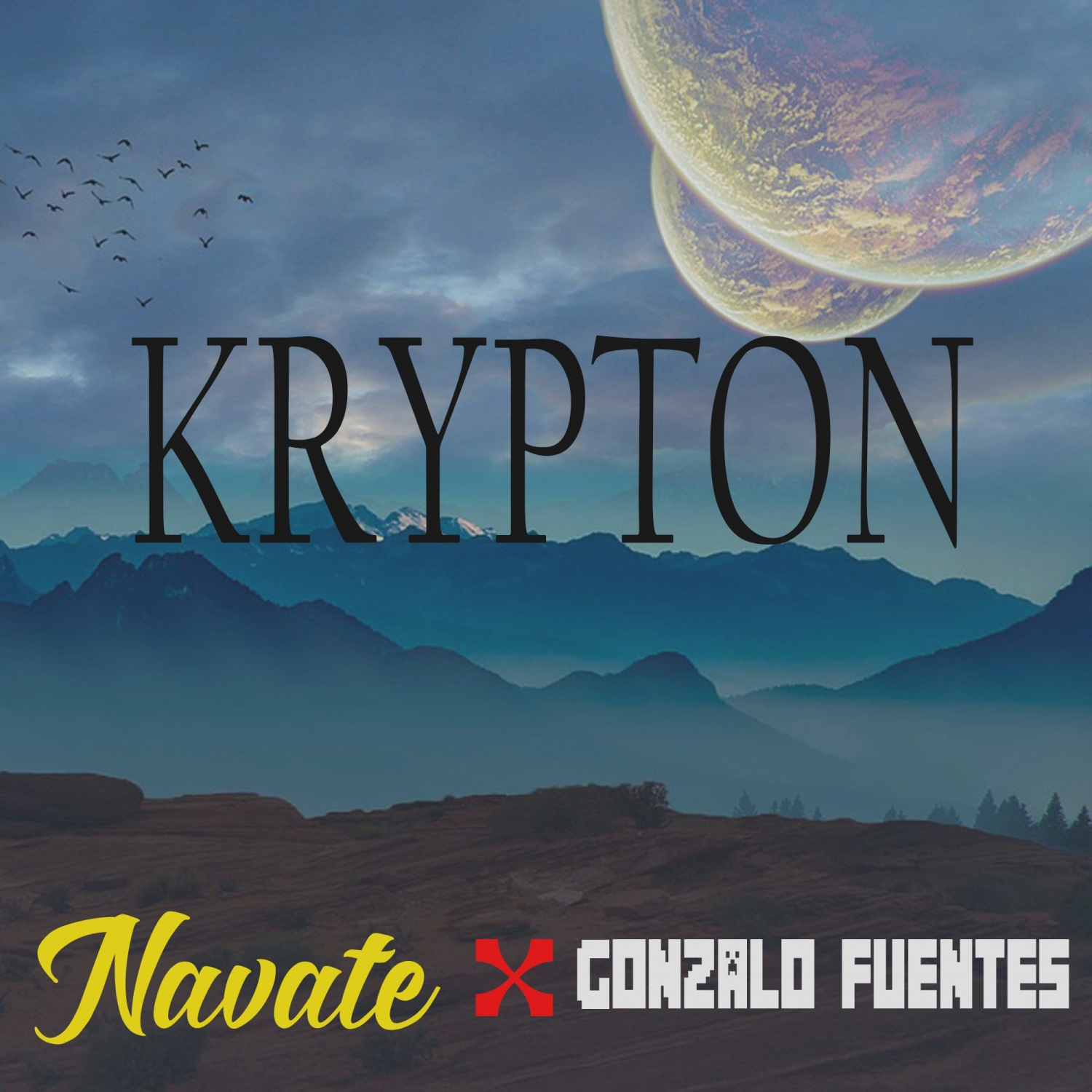 Navate - Krypton (Original Mix)