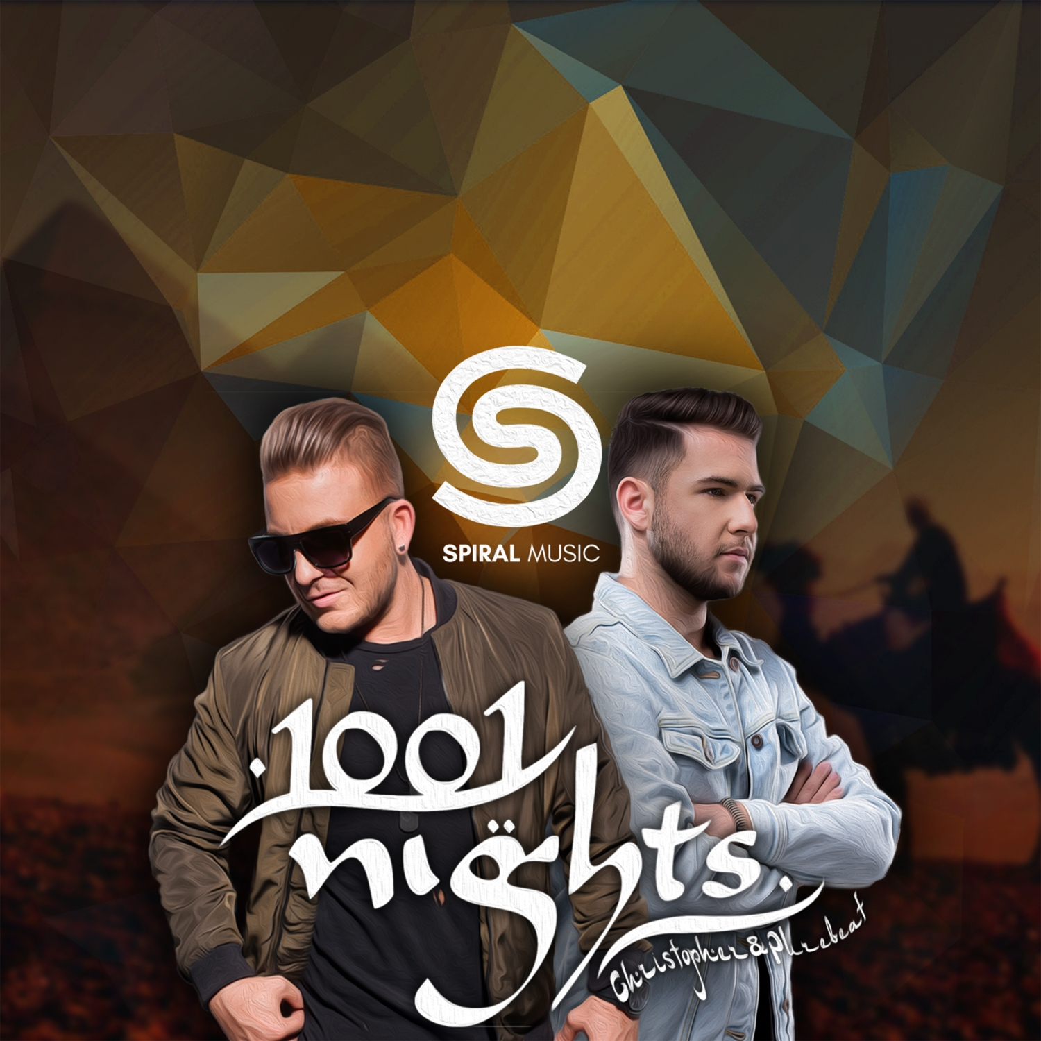 DJ Christopher & Purebeat - 1001 Nights (Original Mix)