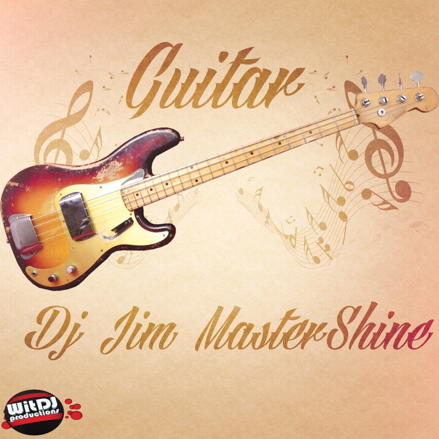 Dj Jim Mastershine - Guitar (Main Mix)