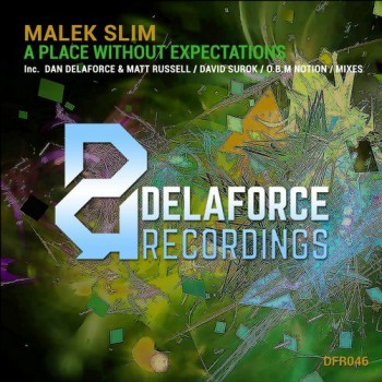 Malek Slim - A Place Without Expectations ( (Original Mix)