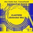 Alex Fedini feat. TranceFeed9 - Clasters (Extended Mix)
