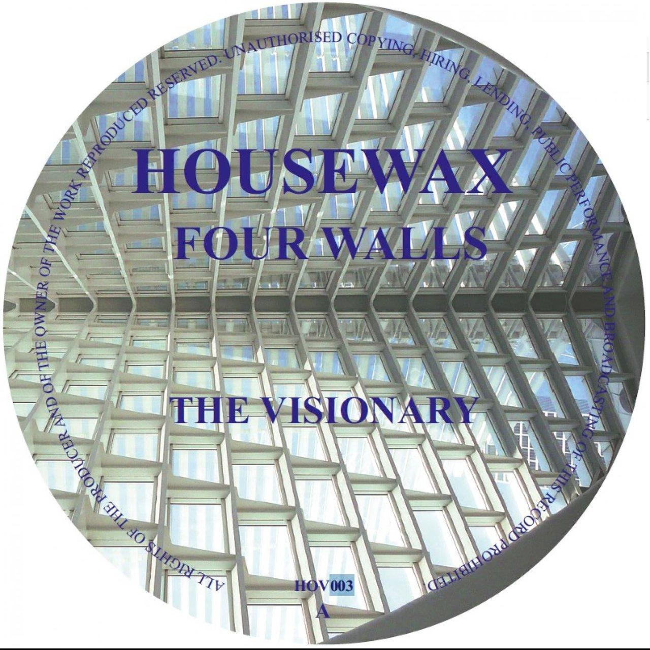 Four Walls - Uosick (Original Mix)