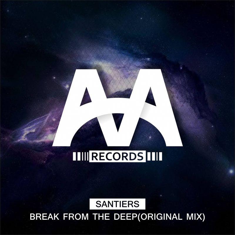 Santiers - Break From The Deep  (Original Mix)