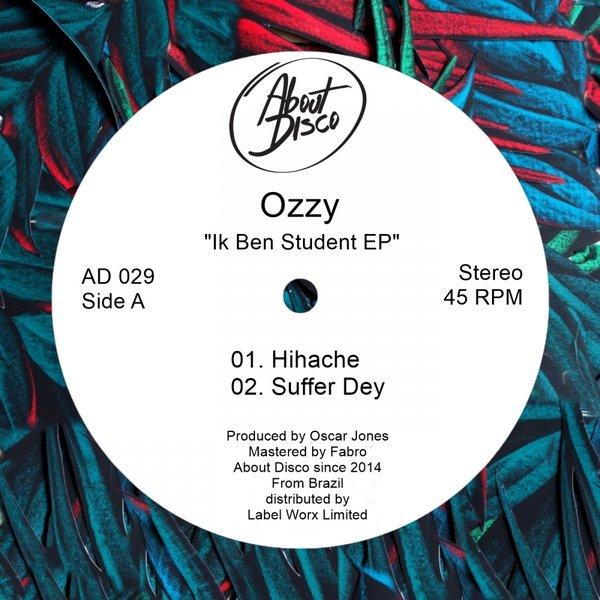 Ozzy - Hihache  (Original Mix)