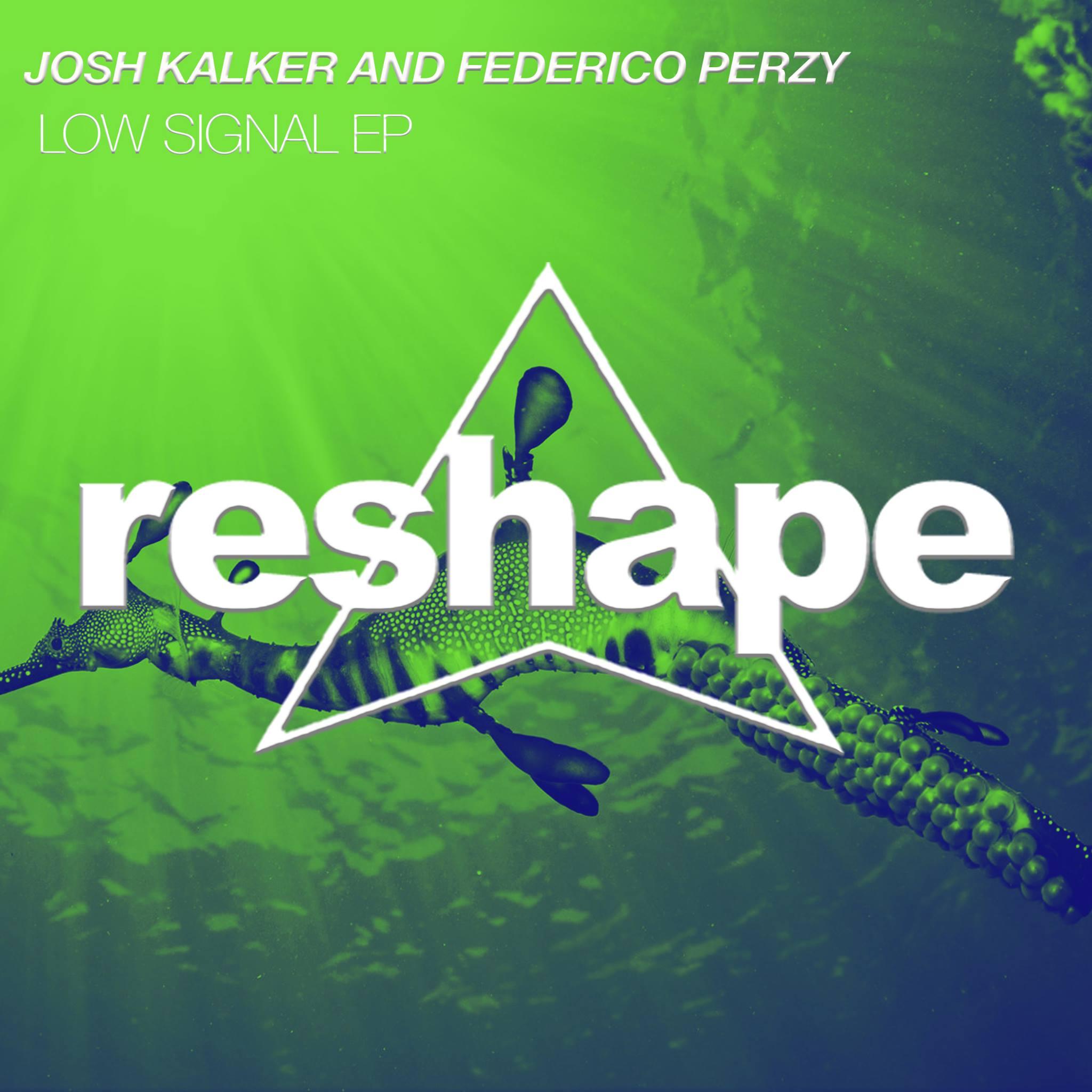 Josh Kalker & Federico Perzy - Destination (Original Version)