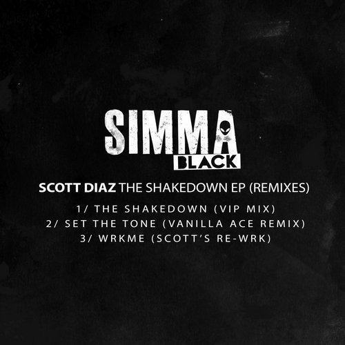 Scott Diaz - The Shakedown  (VIP Mix)