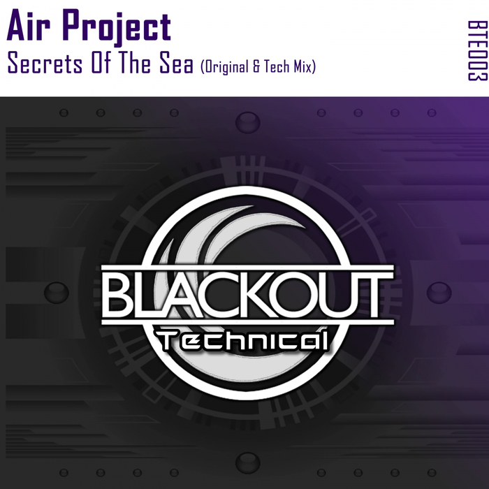 Air Project - Secrets Of The Sea  (Original Mix)