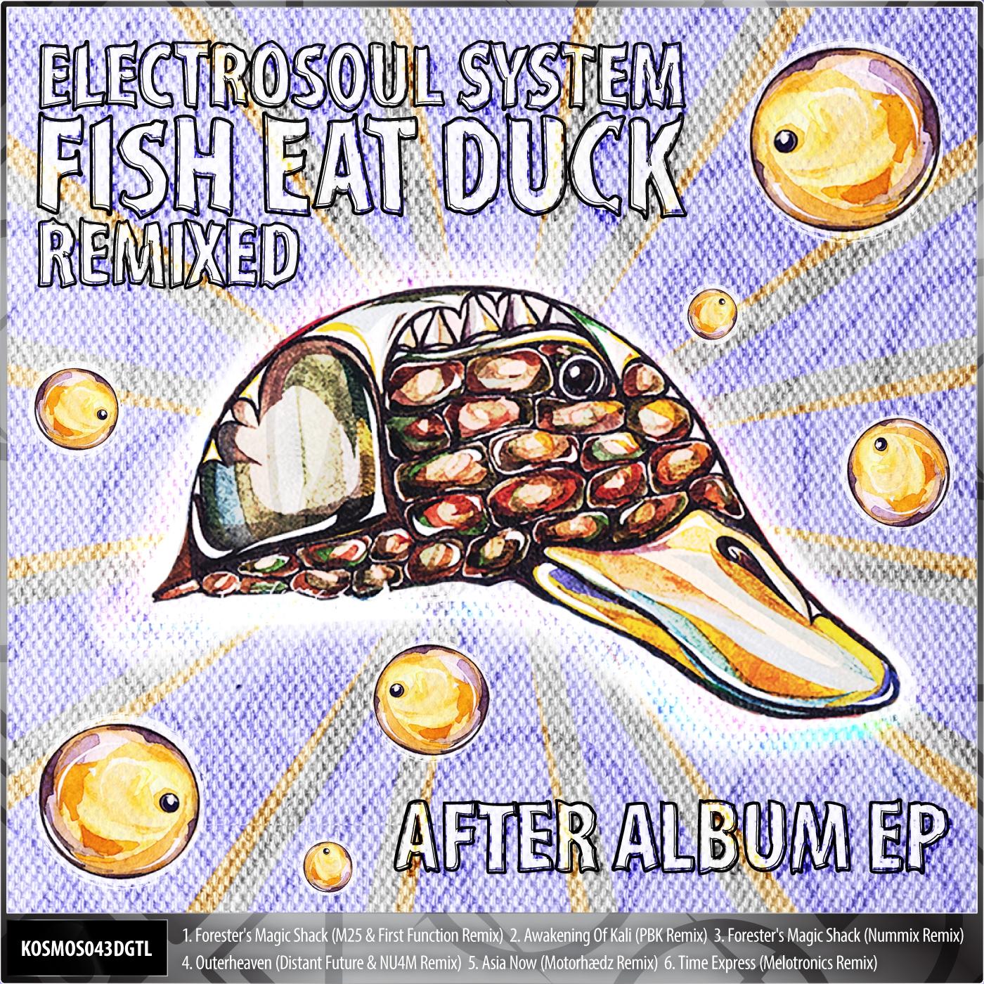 Electrosoul System - Outerheaven (Distant Future & NU4M Remix)